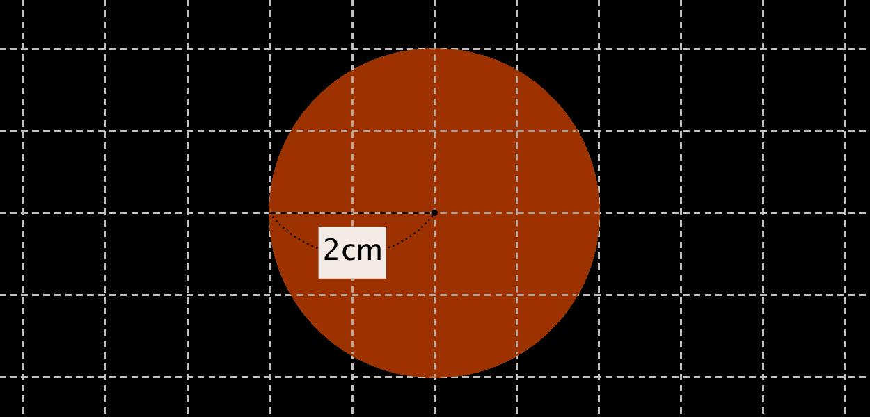 の 公式 円 面積